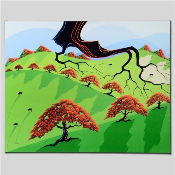 Fall Fields by Holt, Larissa