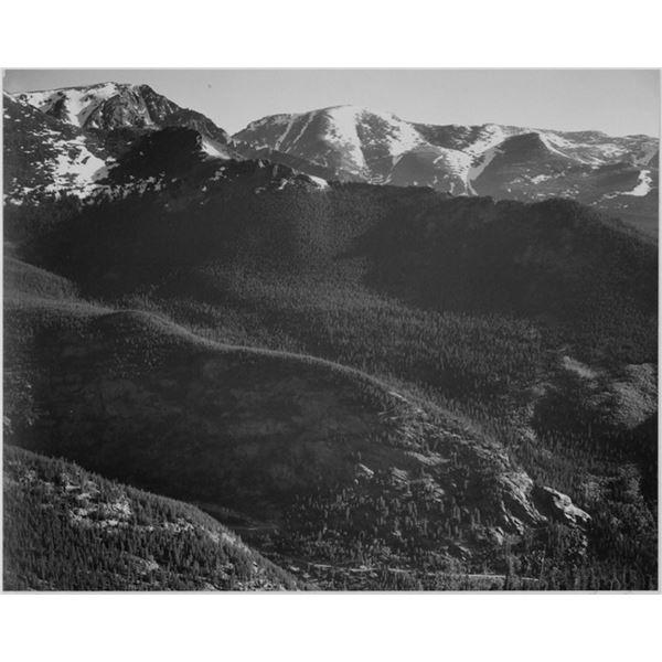 Adams - Rocky Mountain National Park Colorado 2