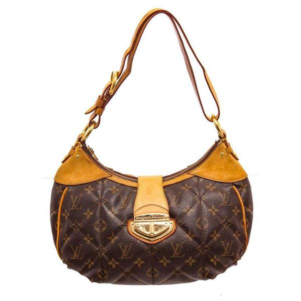 Louis Vuitton Brown Monogram Etoile Shoulder Bag