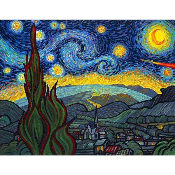 """Bragg """"Starry Night Attack"""""""