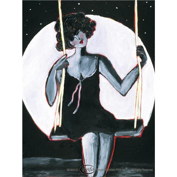 "Susan Manders ""Shoot The Moon"""