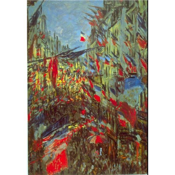 Claude Monet - Festivities