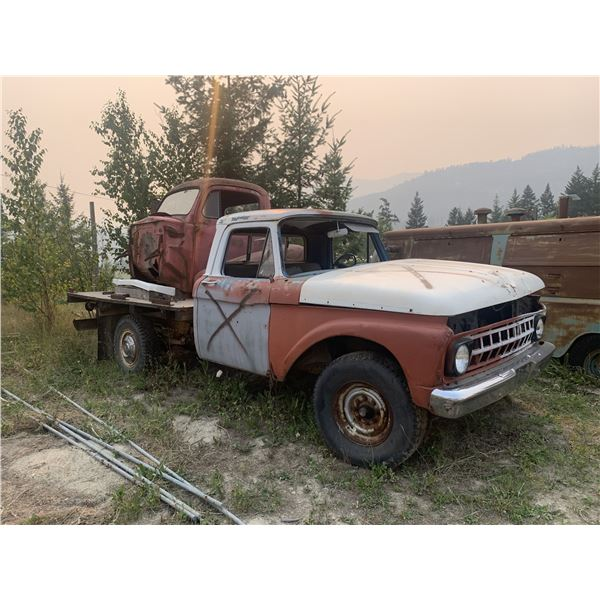 1966 Ford - on newer 3/4 ton chassis
