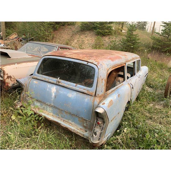 1955 Buick Wagon - rough but rare