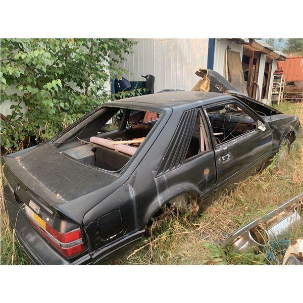 Foxbody Mustang - parts car