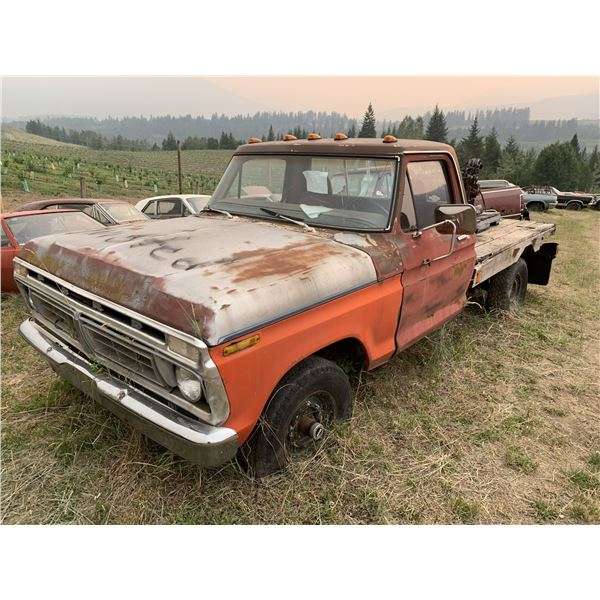 197 Ford F150 Ranger - 4x4, parts or restore, may run, mechanically complete, 4 spd
