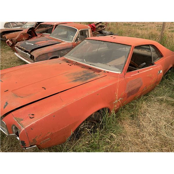 1968 AMC Javelin - shell, 2 dr, fairly solid