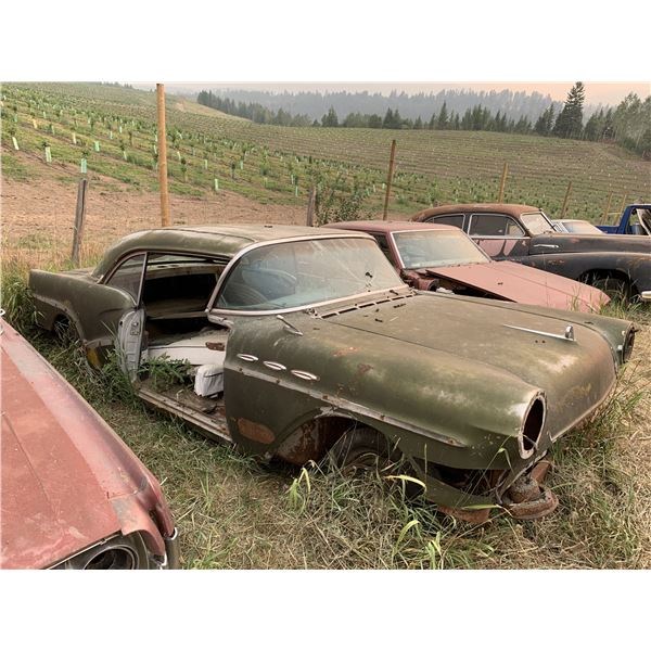 1957 Buick - parts or restore
