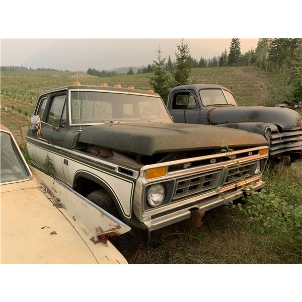 1976 Ford Ranger F-150 - parts or restore, 4x4