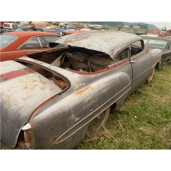 1954 Pontiac - 2dr project (Chopped roof)