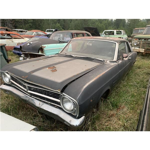 1966 Ford Falcon - 2dr post, 6 cyl, good body