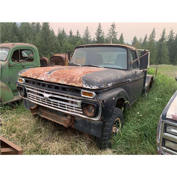 1962 Ford 3/4 Ton 4x4