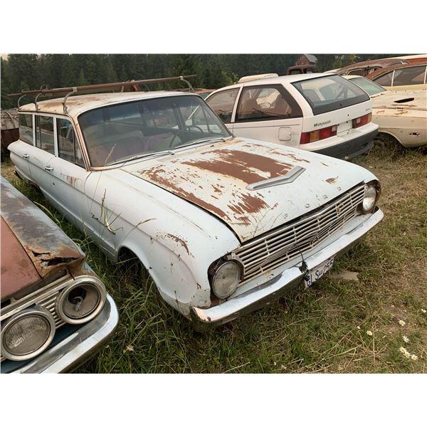 1962 Ford Falcon Wagon - has rebuilt 6 cyl