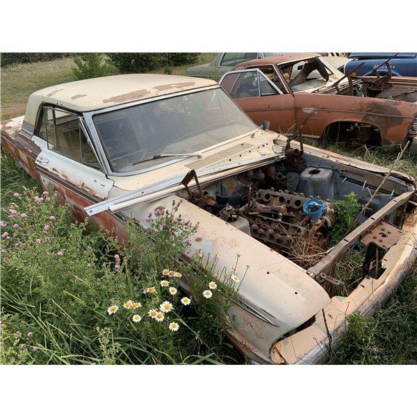 1963 Ford Falcon - shell