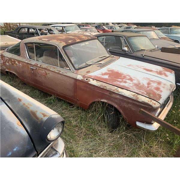 1964-5 Plymouth Barracuda - v8 shell