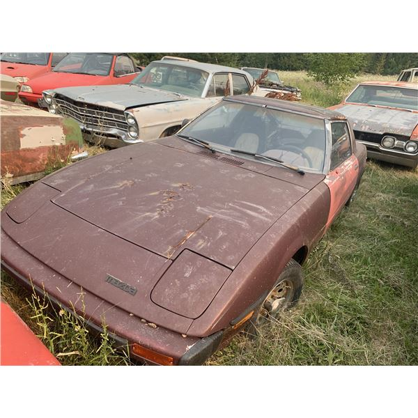 Mazda RX7 (Early 80s) - parts or restore