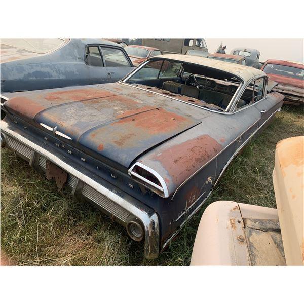 1960 Oldsmobile Bubbletop - rare car