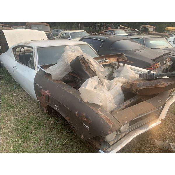 1968 Chevy Chevelle - parts car