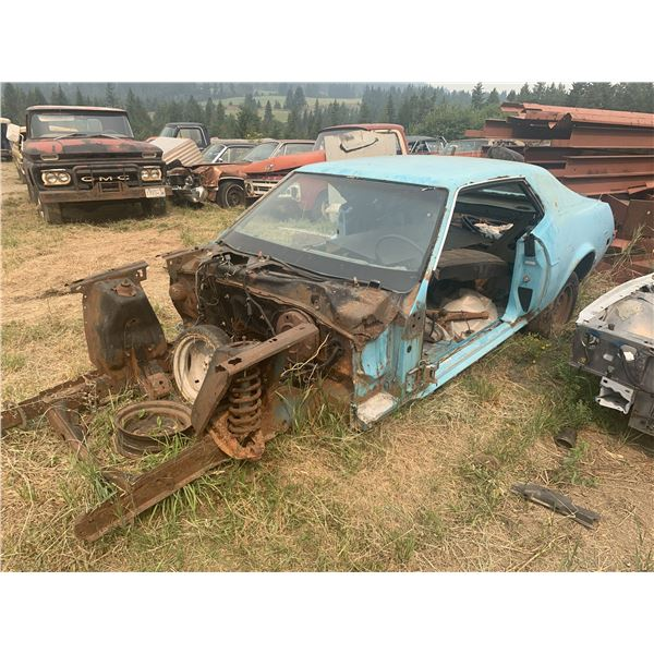 1971 Ford Mustang - for Parts, no front clip