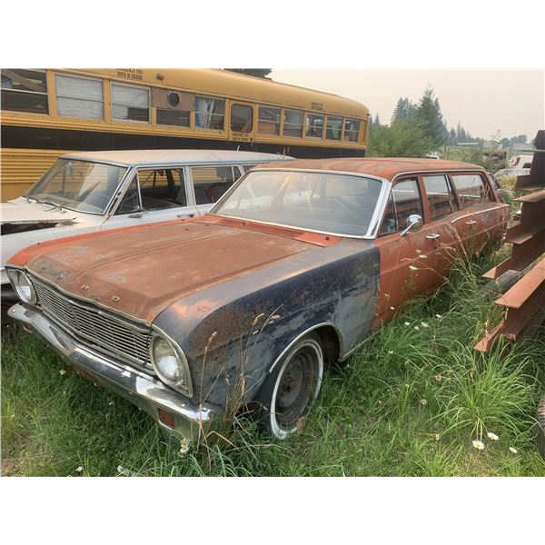 1966 Ford Falcon Wagon - complete car