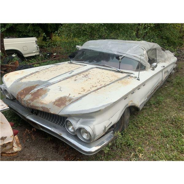1960 Buick Electra Convertible - complete car, rare