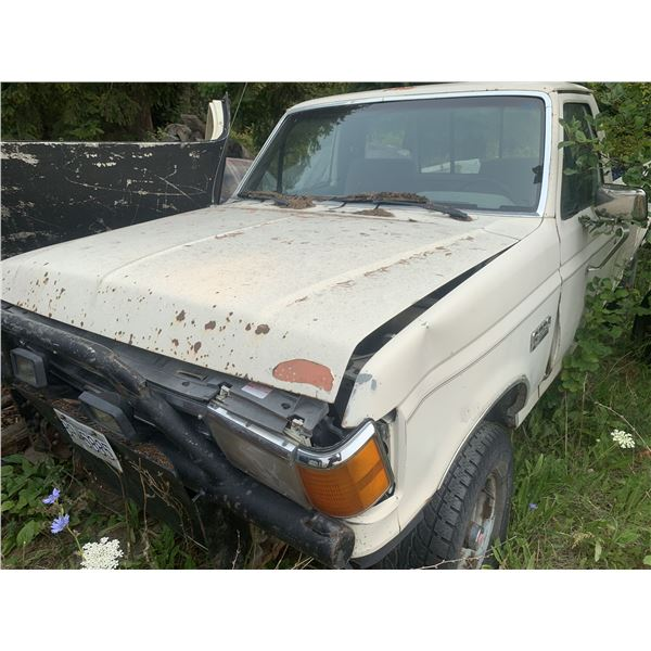 1992 Ford pickup - parts truck, 7.3 Diesel