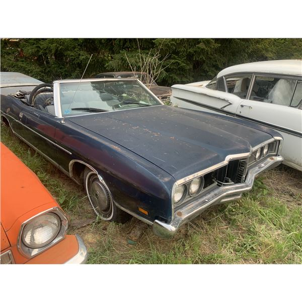 Ford Convertible - parts or restore