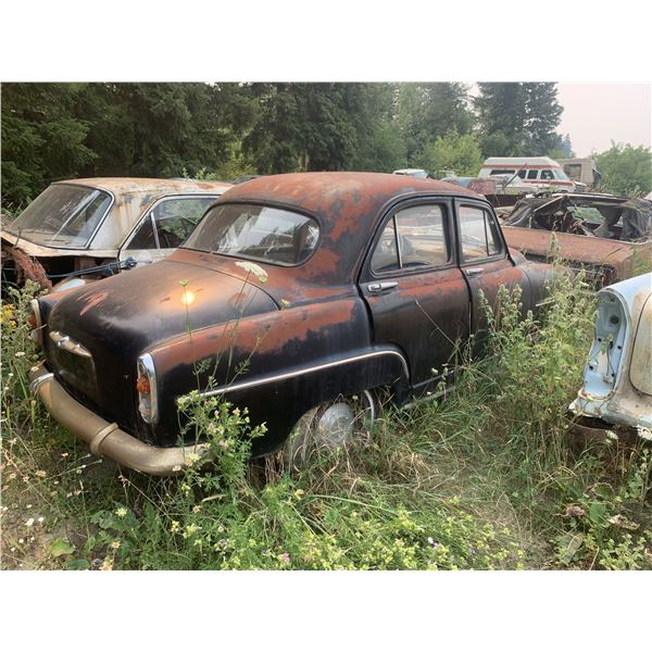 1959 Simca - good project