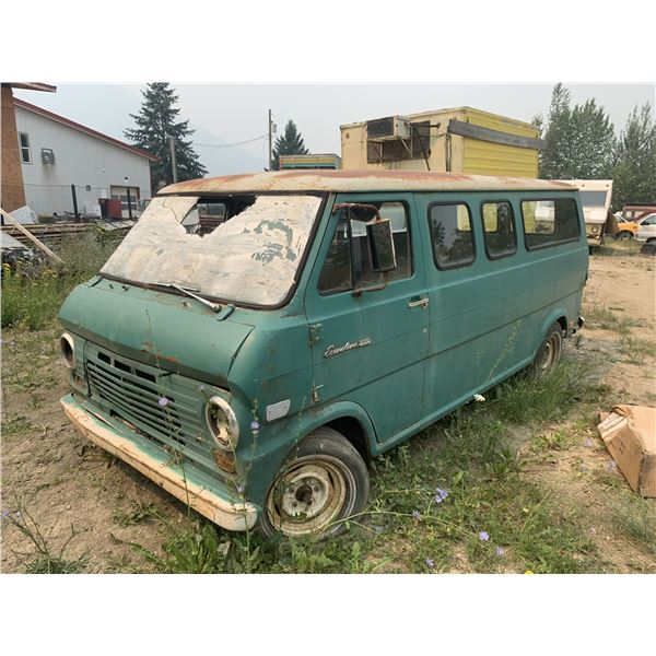 1969 Ford Van - parts or restore