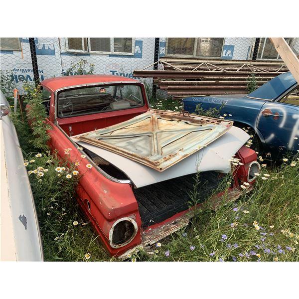 1965 Ford Falcon Ranchero - shell