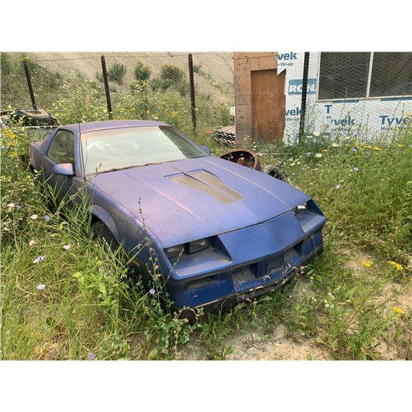 Chevy Camaro - late 3rd gen, parts car
