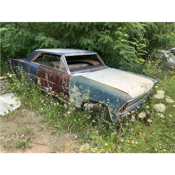 1967 Pontiac Acadian -