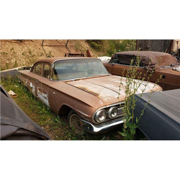 1966 Chevy Fullsize - 4 door, good parts for el camino or other