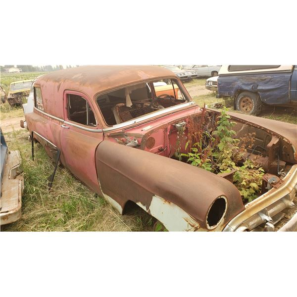 1952 Chevy Panel - parts or restore