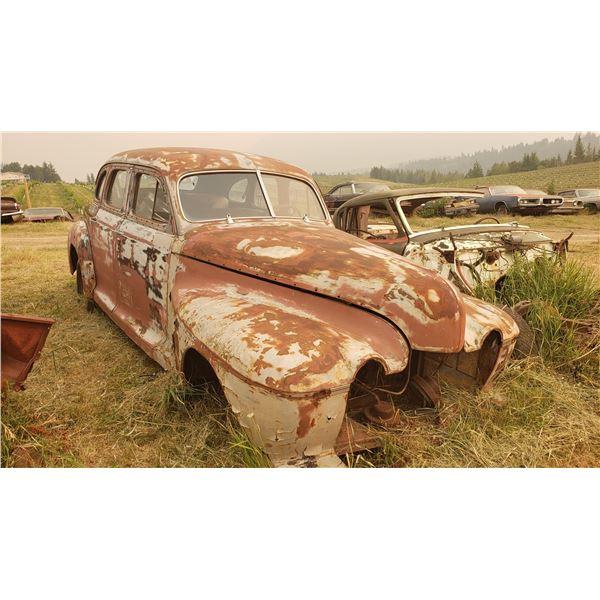 1941 Oldsmobile - 4dr, good body