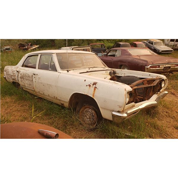 1965 Chevy Malibu - parts car