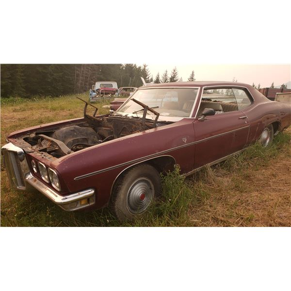 1970 Pontiac - parts car