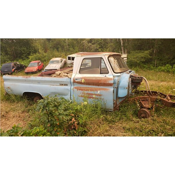 1965 Chevy - parts truck
