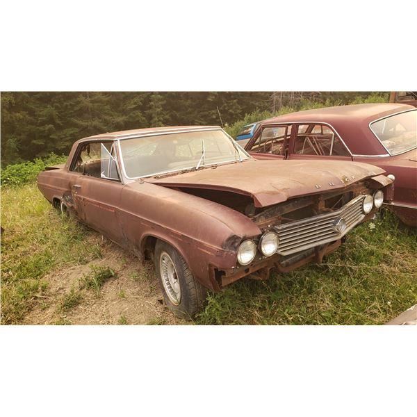 1964 Buick Skylark - 2dr hardtop, parts or restore