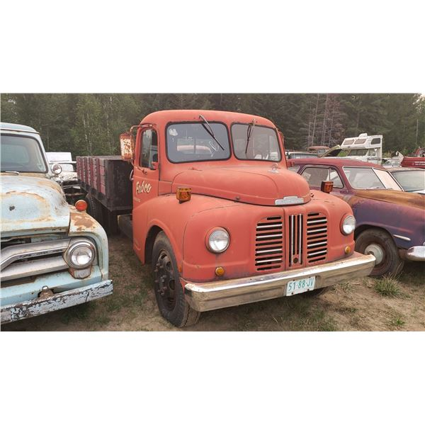 1954 Austin 3 ton - runs, very good project