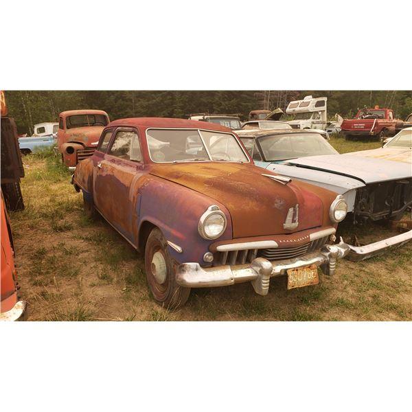 1951 Studebaker - super solid body