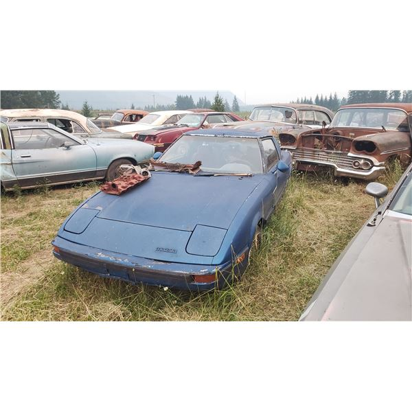 80s Mazda RX7 - for parts or restore