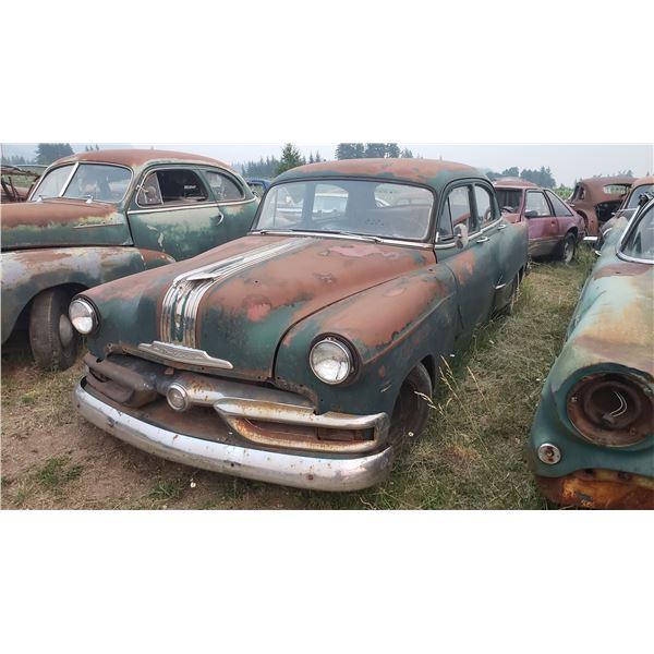 1953 Pontiac - 4dr, good shape