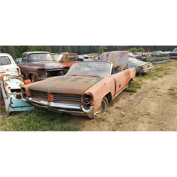 1964 Pontiac Parisienne - parts car, convertible