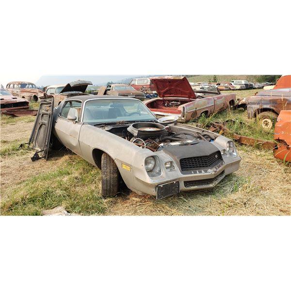 2nd Gen Camaro - parts car