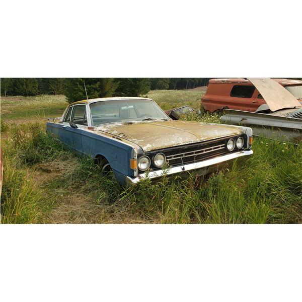 1967 Ford - 2dr sedan, was running