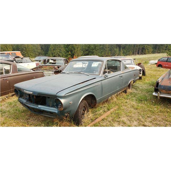1965 Plymouth Barracuda - parts or restore