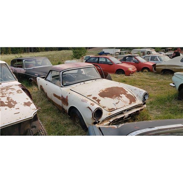 1967 Sunbeam Alpine - parts or restore