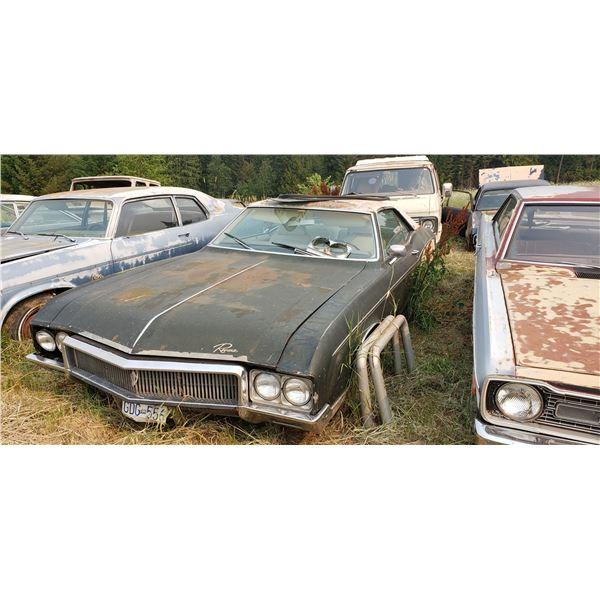 1970 Buick Riviera - 455 auto, complete car