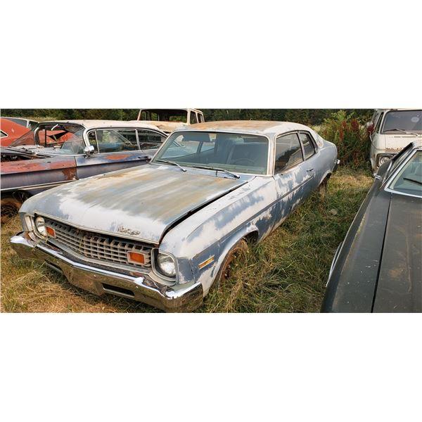 1973 Chevy Nova - 2dr hatchback